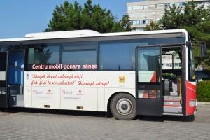 Unitate mobila donare sange